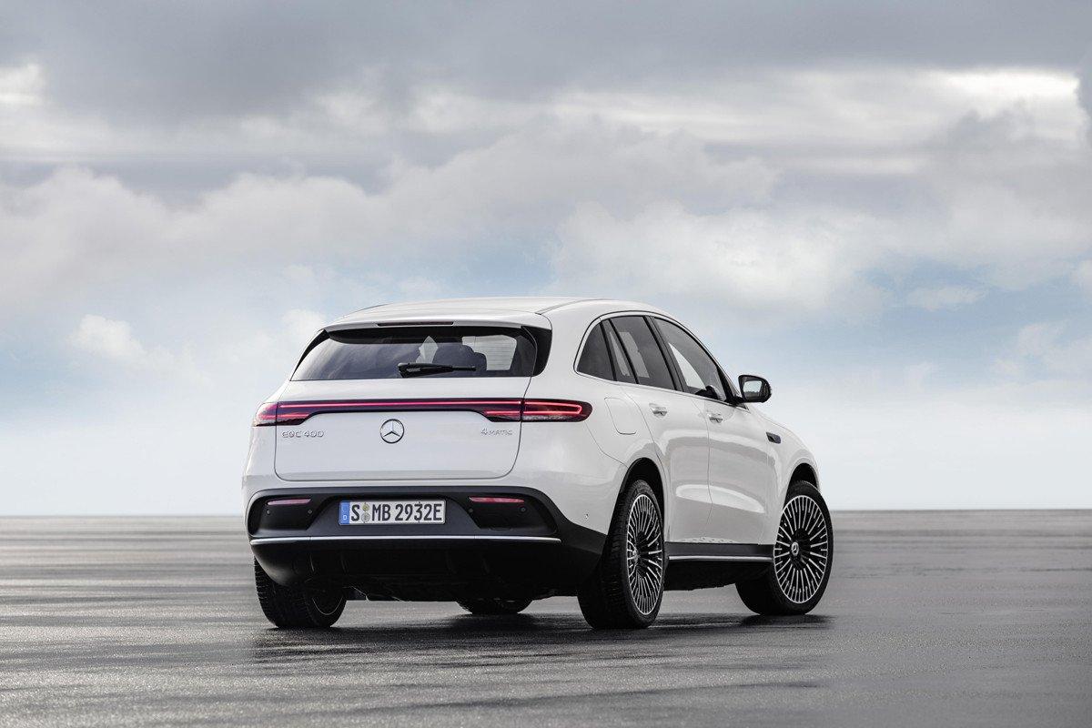 Precios Mercedes EQC