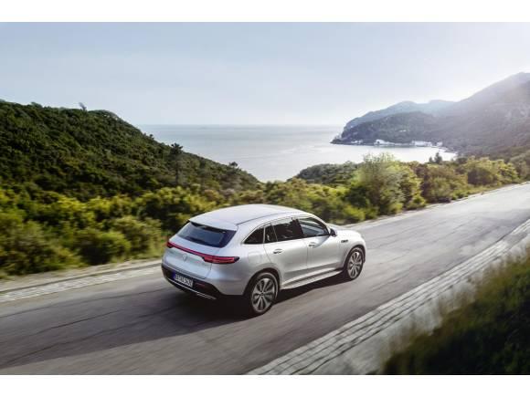 Precios y gama del nuevo Mercedes EQC: el primer eléctrico de Mercedes