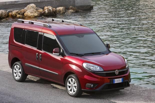 Más equipamiento para el nuevo Fiat Doblò Panorama