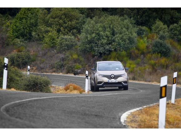Prueba Renault Espace dCi 160 EDC: otra forma de viajar