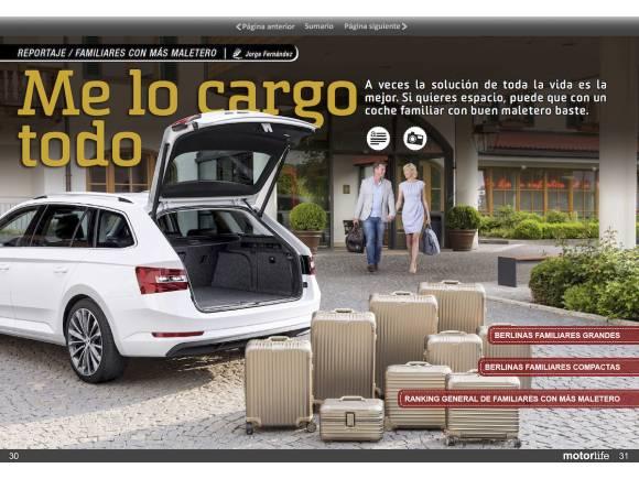 Motorlife Magazine 83: Todos los SUV de 7 plazas