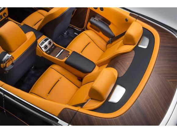 Rolls-Royce Dawn, nuevo descapotable de lujo