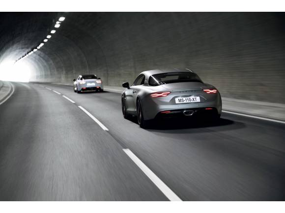 Alpine A110S, llega la versión más potente