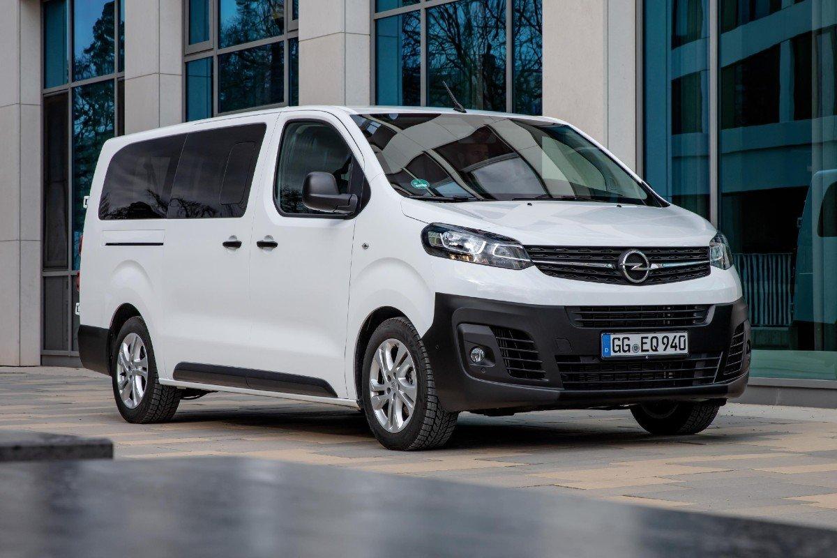 Opel Vivaro Combi