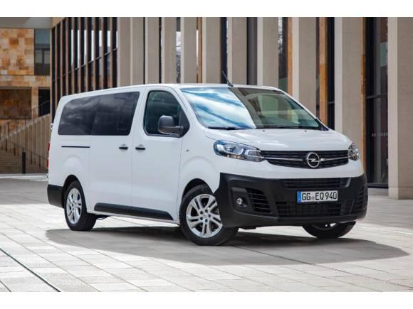 Opel Vivaro Combi: un coche que se adapta a todo