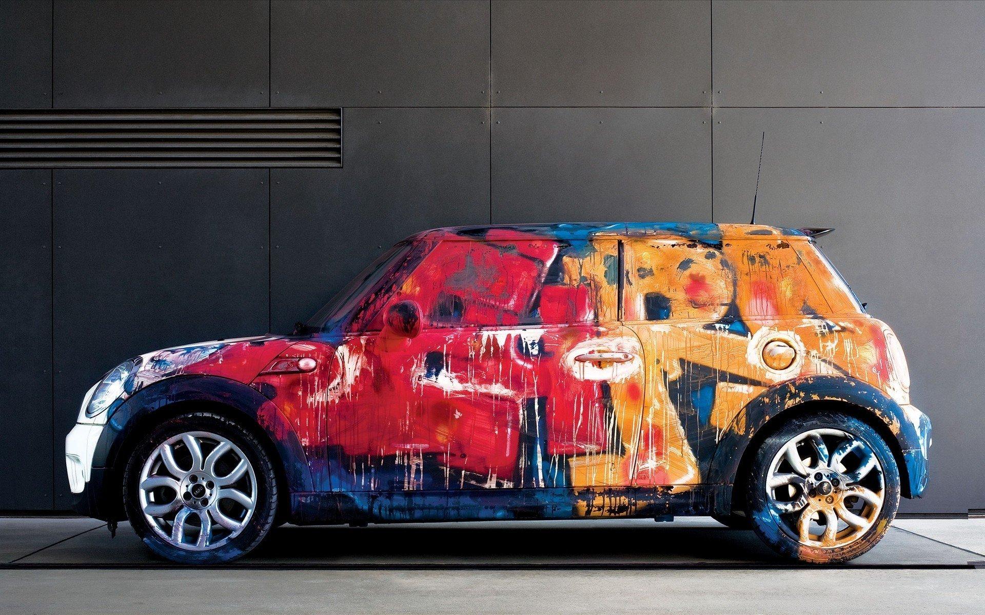 Cu nto cuesta pintar el coche - Empapelar coche para pintar ...