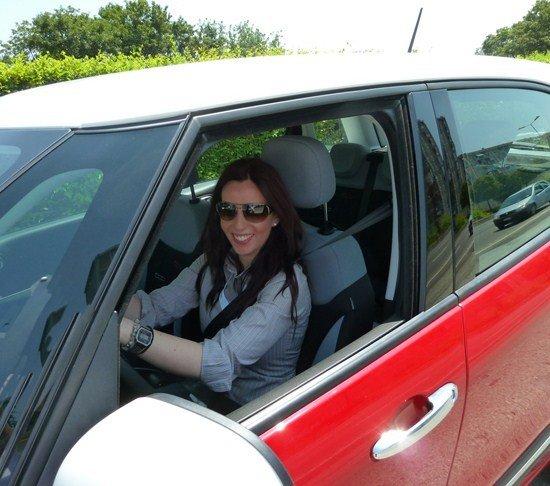 Fiat 500l Turín