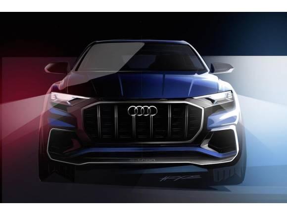 Audi Q8 Concept se presenta en enero en el Salón de Detroit