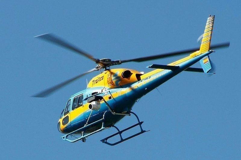 drones helicopteros dgt