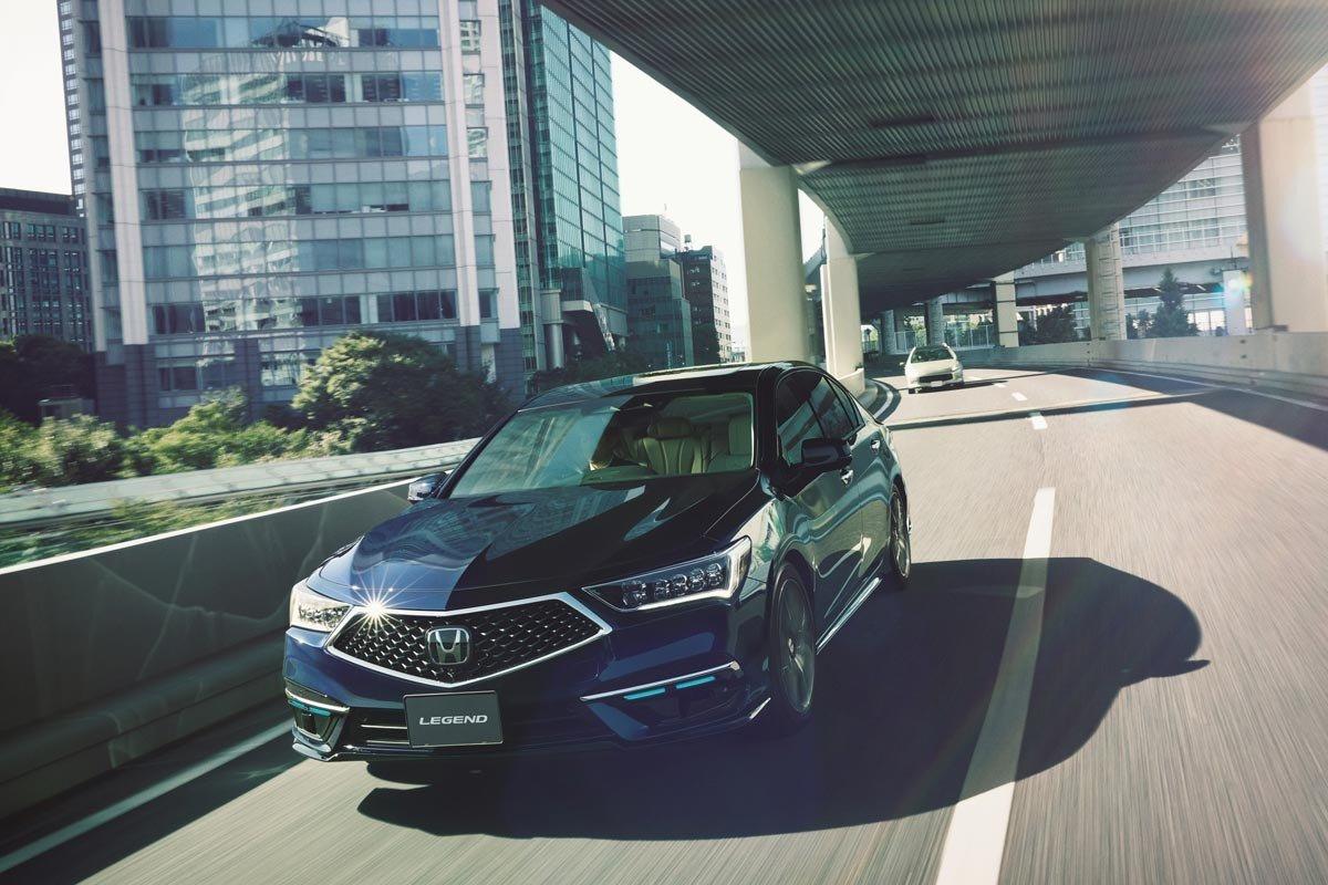 Honda Legend Sensing Elite