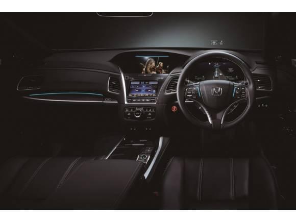Honda lanza su primer modelo con nivel de autonomía 3