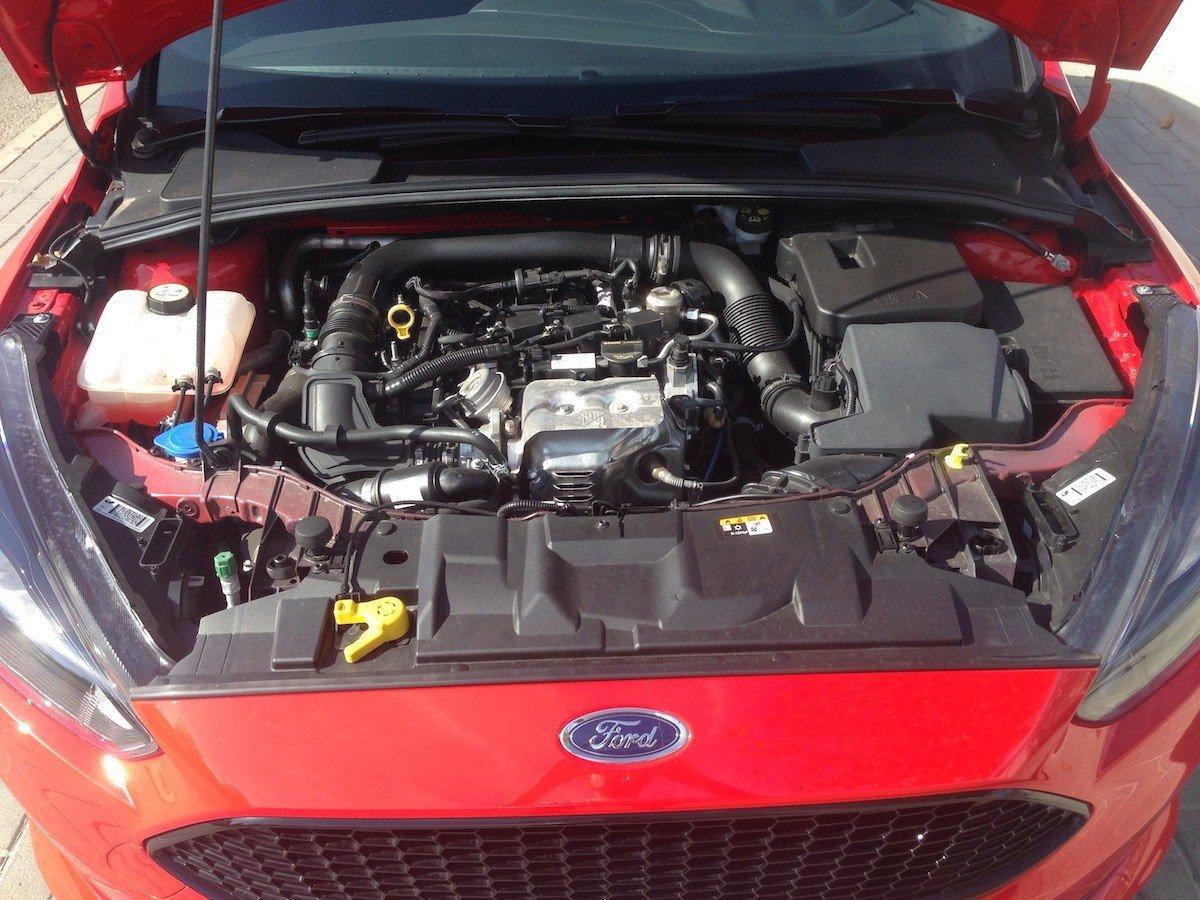 Prueba Ford Focus 1.0 Ecoboost
