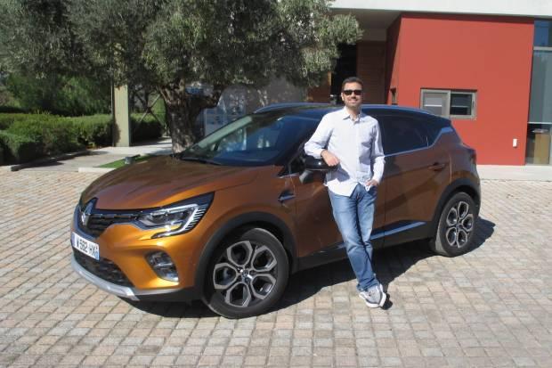 Prueba nuevo Renault Captur 2020, gran salto de calidad