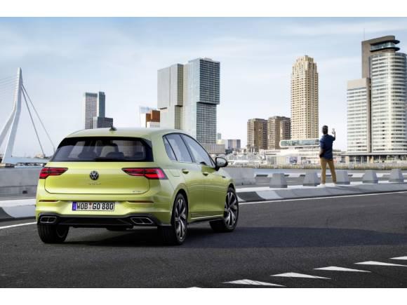 La deportividad llega al Volkswagen Golf 8 con el acabado R-Line