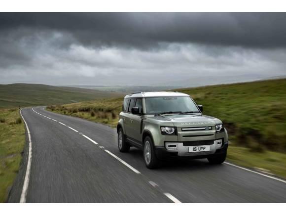 Land Rover tiene listo su prototipo de pila de combustible de hidrógeno sobre el Defender