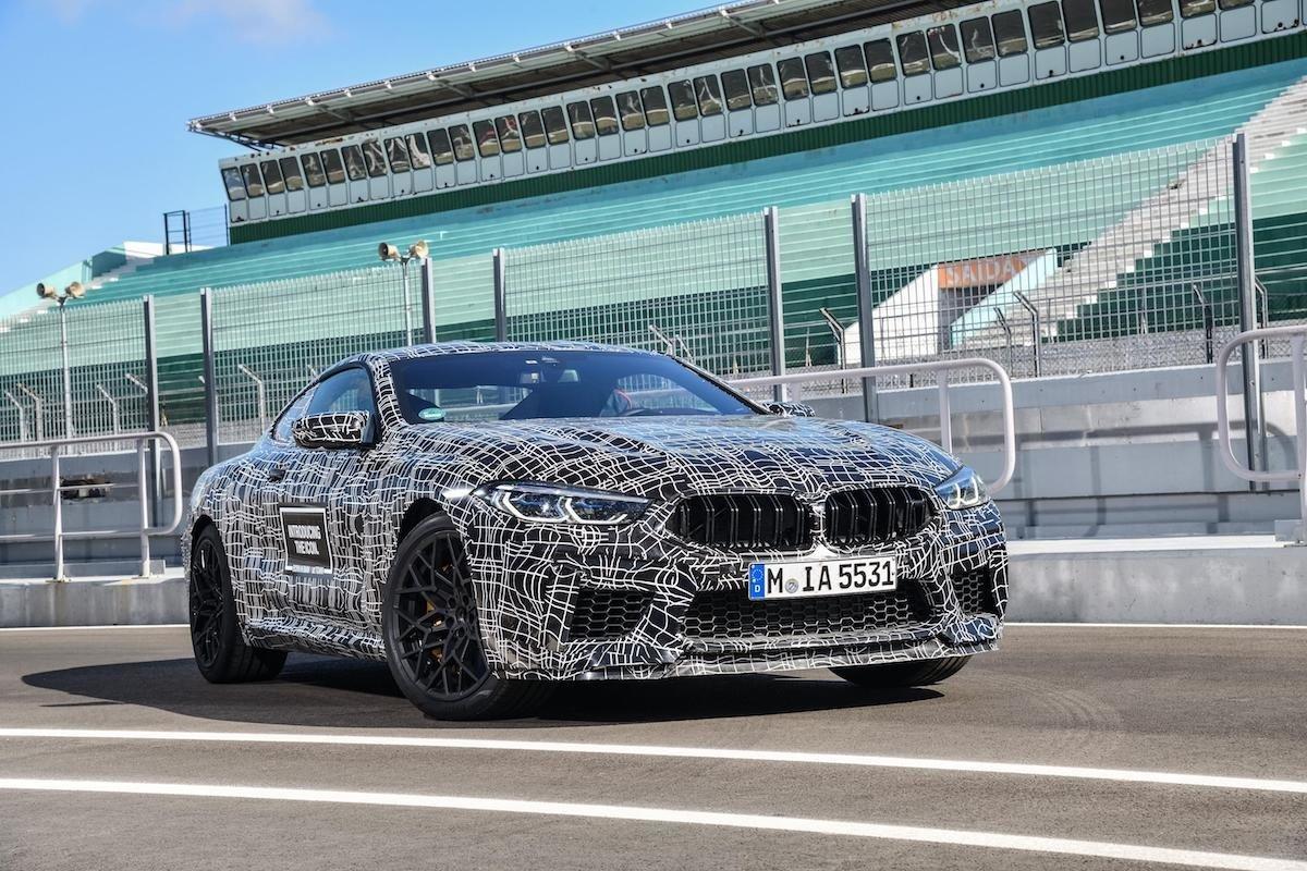 nuevo BMW M8 Coupé