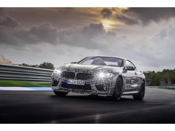 Nuevo BMW M8 2019, 600 CV a todo lujo