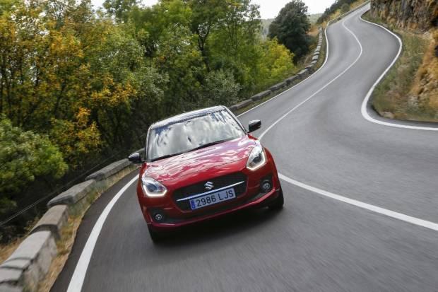 Prueba del Suzuki Swift Hybrid 2020: precio, opiniones, acabados,...