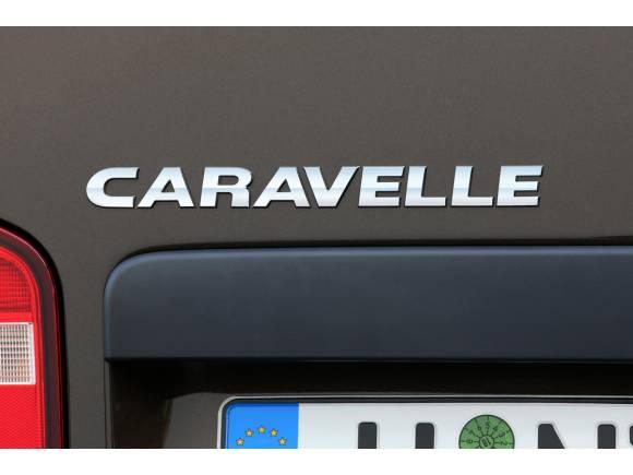 Nuevas Volkswagen Caravelle con acabados Trendline y Premium