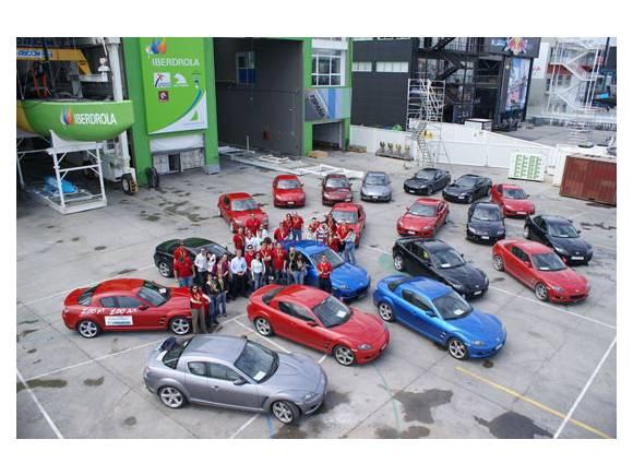 Club Oficial Mazda RX-8 España