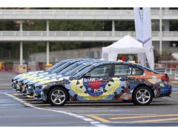 Gran éxito de la BMW Driving Experience en Montmelo