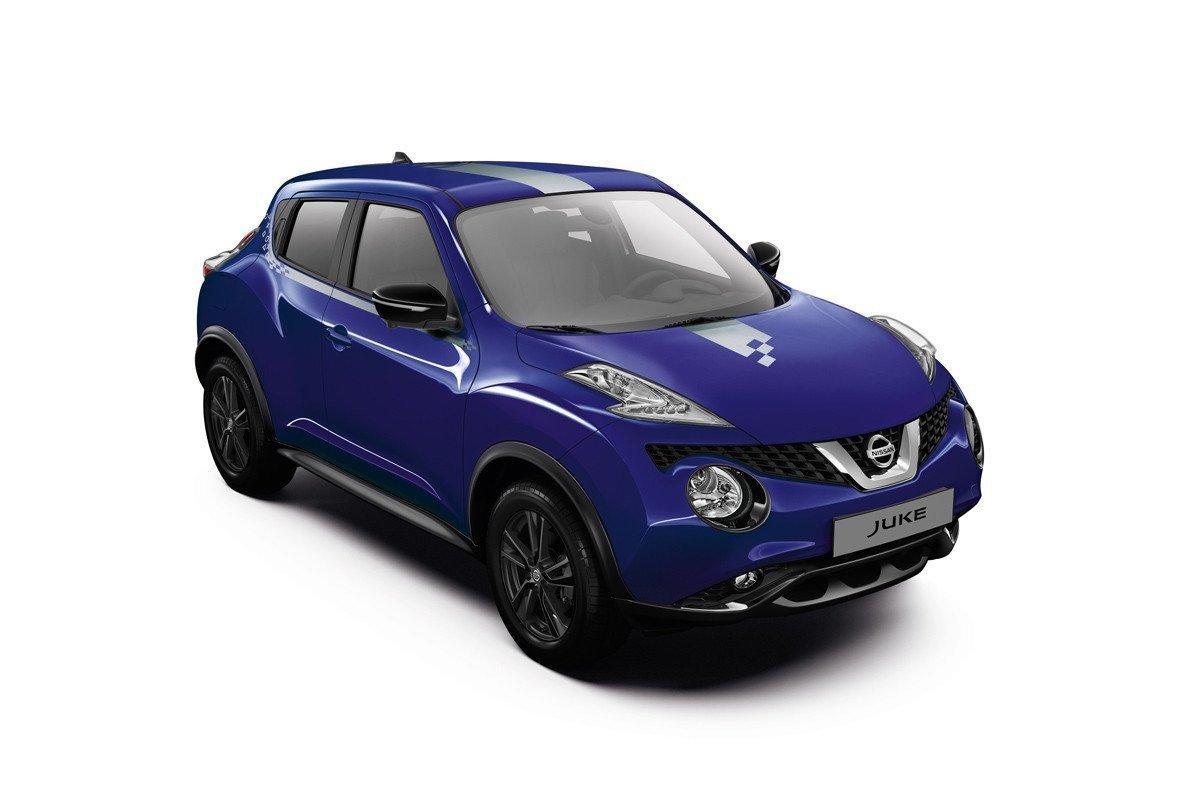 Nissan Juke PlayStation