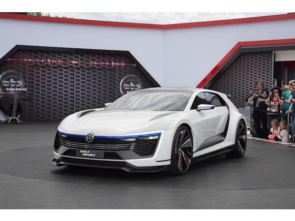 Volkswagen Golf GTE Sport: un Golf híbrido para circuitos