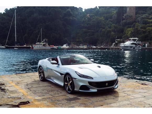 Nuevo Ferrari Portofino M: más potencia a cielo abierto