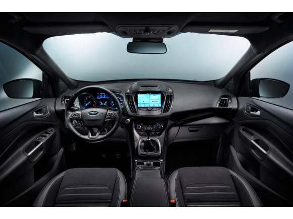 Nueva imagen para el Ford Kuga