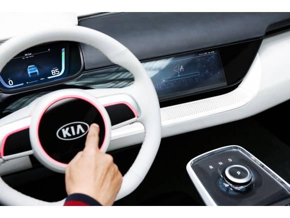 Kia Niro EV Concept, así sería la futura versión eléctrica