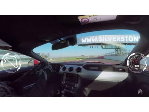 Experimenta el Ford Mustang V8 en un vídeo multiperspectiva