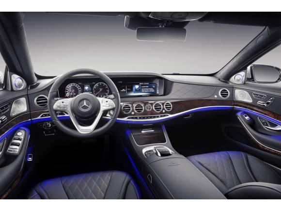 Mercedes-Maybach actualiza el Clase S