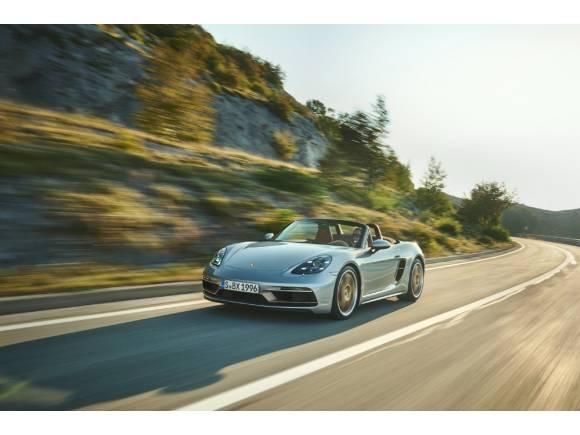 Porsche Boxster 25 aniversario: una edición limitada, el mejor homenaje