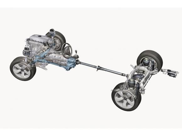 Cómo funciona la tracción xDrive de BMW