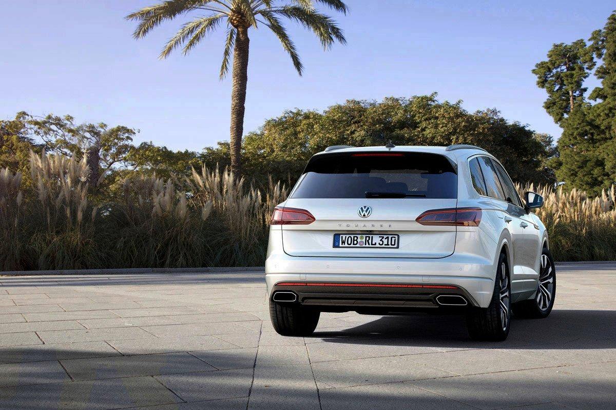 Volkswagen Touareg híbrido
