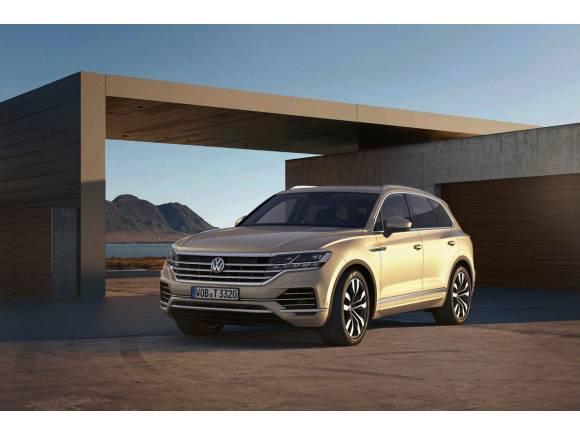 ¿Habrá un Volkswagen Touareg híbrido?