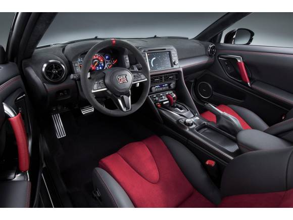 El Nissan GT-R Nismo ya tiene precio para España