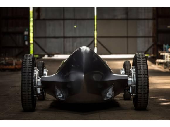 Infiniti Prototype 9: una mirada al pasado pensando en el futuro