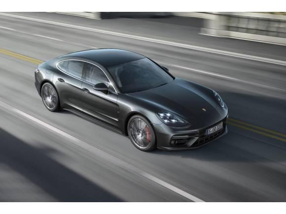 Porsche presentará el Panamera Executive en el Salón de los Ángeles