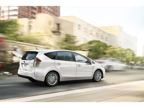 El Toyota Prius+ sale a la venta desde 27.900 €
