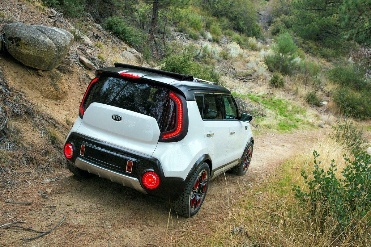 Kia Trail'ster e-AWD