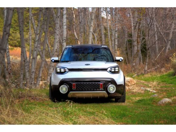 Kia Trail'ster e-AWD: aventurero y urbano a la vez