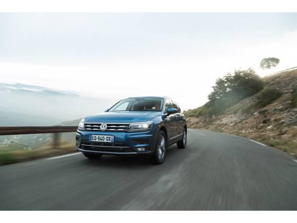 Gama y precios del nuevo Volkswagen Tiguan Allspace