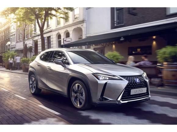 Nuevos datos sobre el Lexus UX