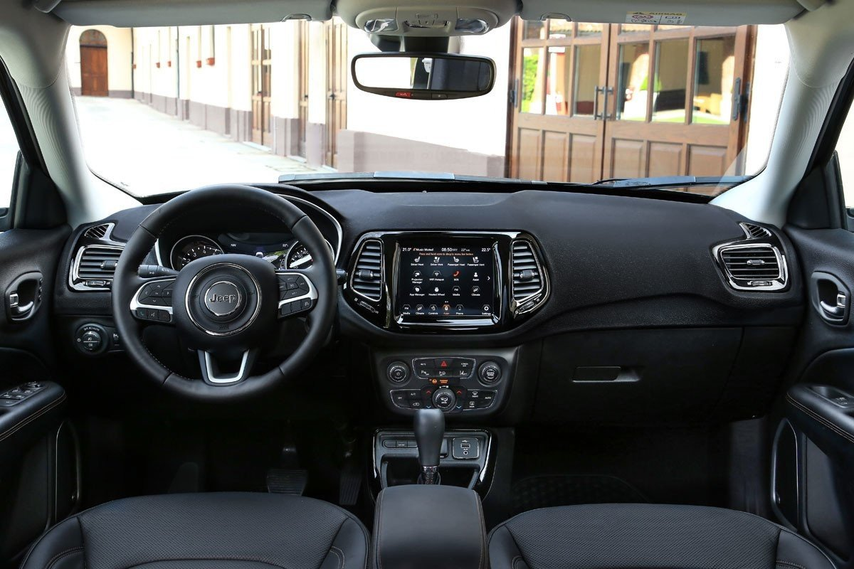 Prueba Jeep Compass