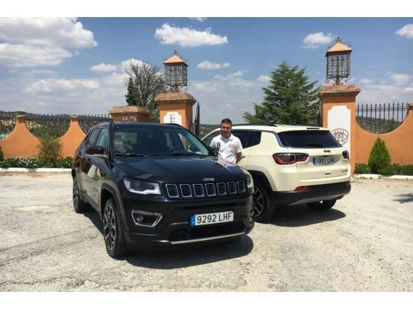 Prueba y opinión del Jeep Compass 1.3 Turbo