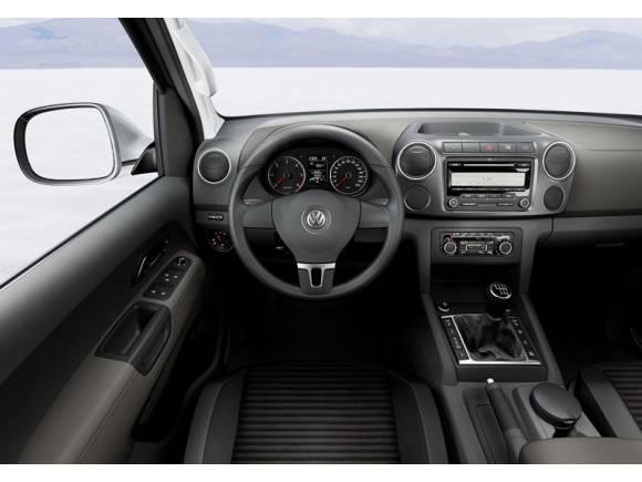 Volkswagen Amarok, la pick-up de Volkswagen