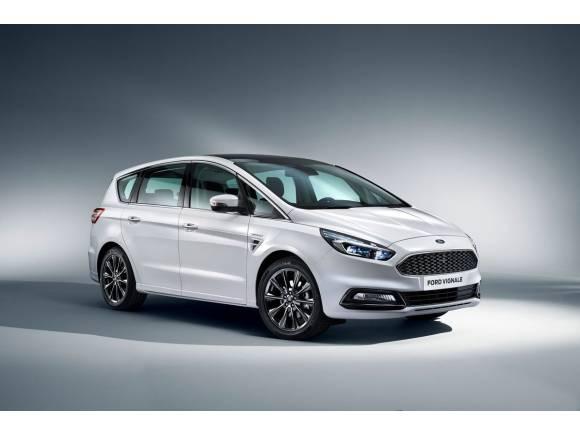 Ford actualiza sus Mondeo, S-MAX, Galaxy y Mustang