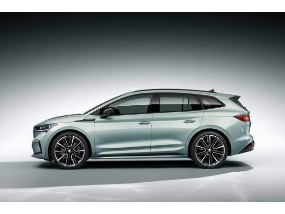 Skoda Enyaq iV: gama, precios, equipamientos y fotos definitivas del SUV eléctrico