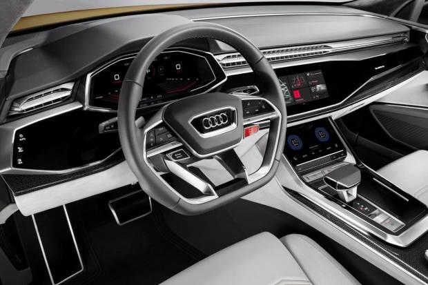 Audi presenta en el Google I/O el primer sistema multimedia basado en Android